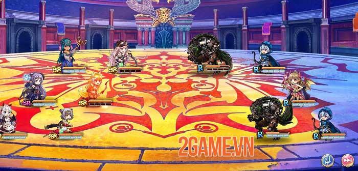 Rebless Zwei - Game nhập vai có đồ họa tuyệt đẹp và lối chơi phong phú 3