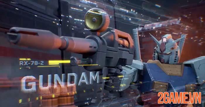 Gundam Evolution - Game đại chiến robot hoành tráng của Bandai Namco 1