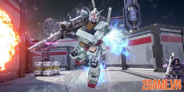 Gundam Evolution - Game đại chiến robot hoành tráng của Bandai Namco 2