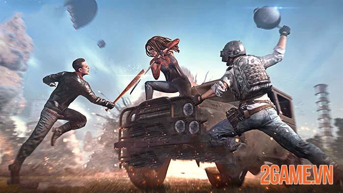 PlayerUnknown's Battlegrounds sẽ chuyển sang miễn phí trên PC 2