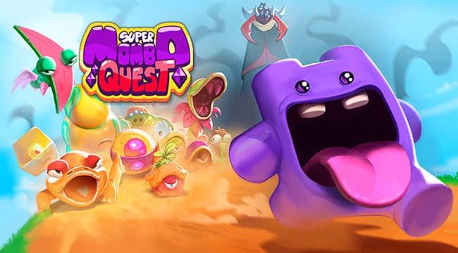 Super Mombo Quest – Game đi cảnh dùng lưỡi thú vị trên PC – Mobile