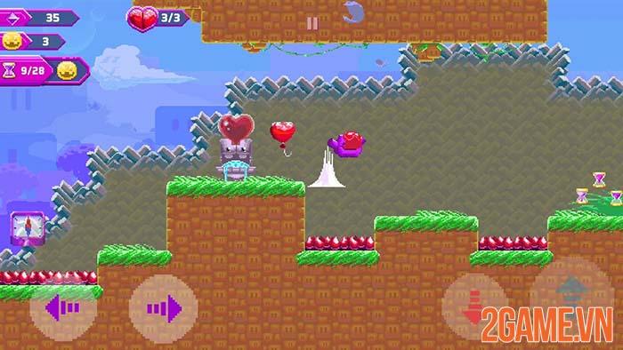 Super Mombo Quest - Game đi cảnh dùng lưỡi thú vị trên PC - Mobile 1