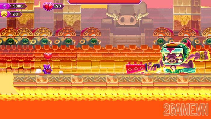 Super Mombo Quest - Game đi cảnh dùng lưỡi thú vị trên PC - Mobile 3