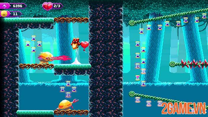 Super Mombo Quest - Game đi cảnh dùng lưỡi thú vị trên PC - Mobile 2