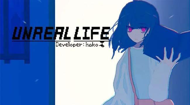 Unreal Life – Game phiêu lưu giải đố tương tác với tông màu đen tối