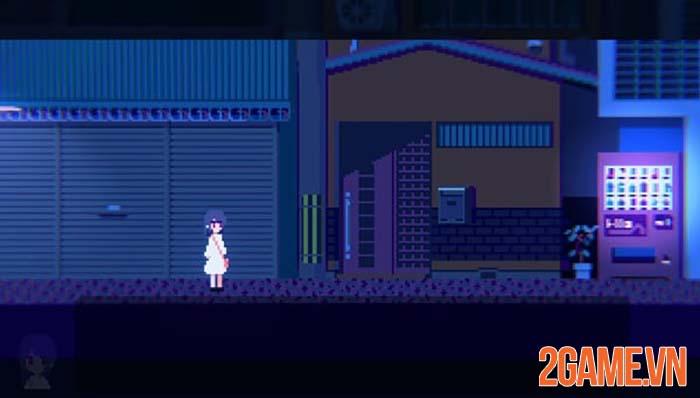 Unreal Life - Game phiêu lưu giải đố tương tác với tông màu đen tối 1