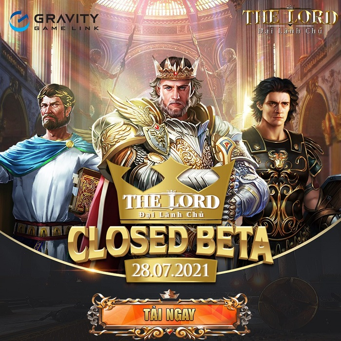The Lord Đại Lãnh Chủ chính thức ra mắt với phiên bản Closed Beta hôm nay 0