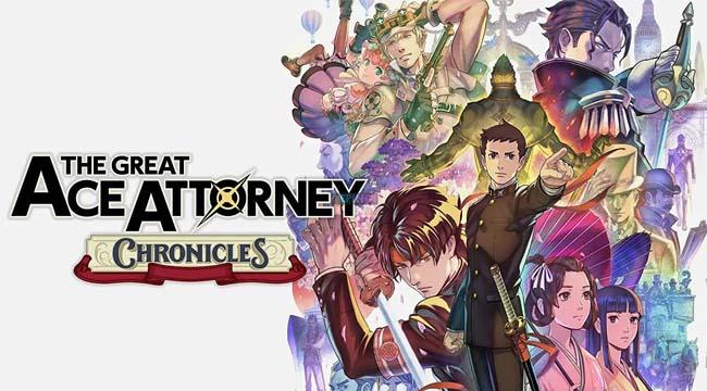 The Great Ace Attorney Chronicles – Lựa chọn thú vị để hack não cuối tuần