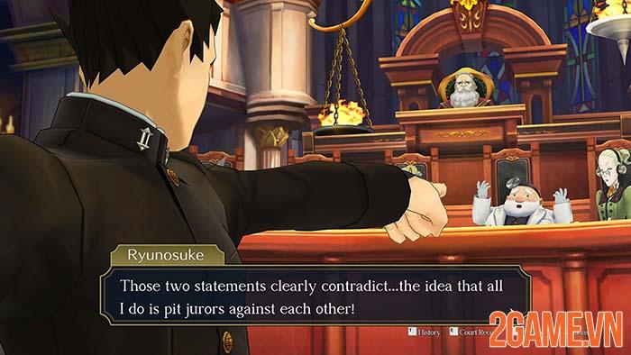 The Great Ace Attorney Chronicles - Lựa chọn thú vị để hack não cuối tuần 2