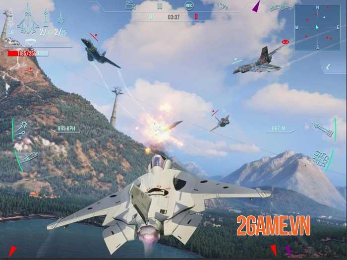 Sky Gamblers: Infinite Jets - Game mô phỏng chuyến bay mới lạ, độc đáo 1