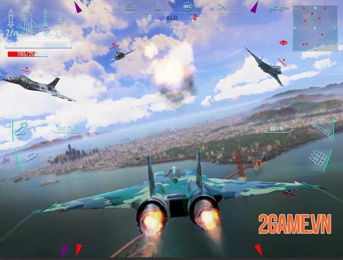 Sky Gamblers: Infinite Jets - Game mô phỏng chuyến bay mới lạ, độc đáo 2