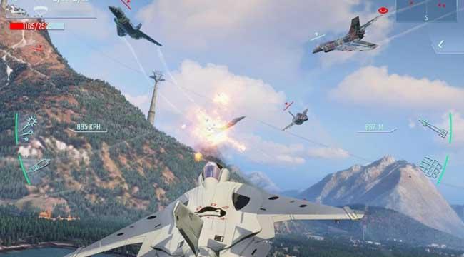 Sky Gamblers: Infinite Jets – Game mô phỏng chuyến bay mới lạ, độc đáo