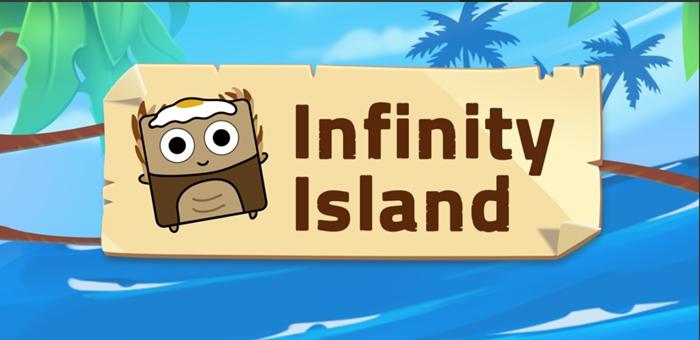 Infinity Island - Game nhàn rỗi thu thập vật nuôi và xây dựng hòn đảo 0