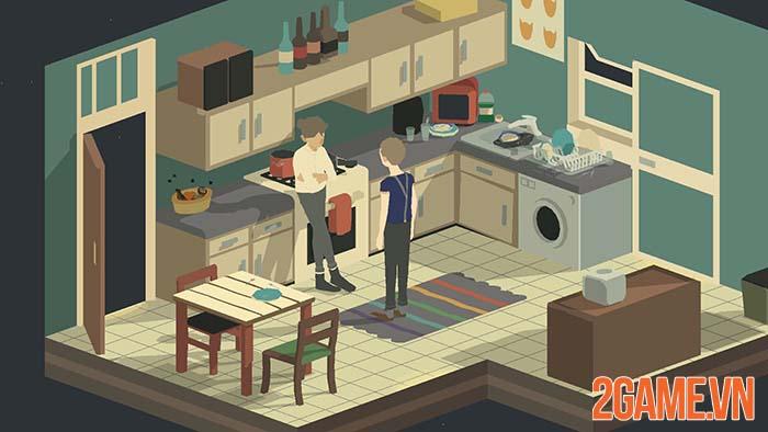 No Longer Home - Trải nghiệm câu chuyện kỳ lạ về hai người bạn 0