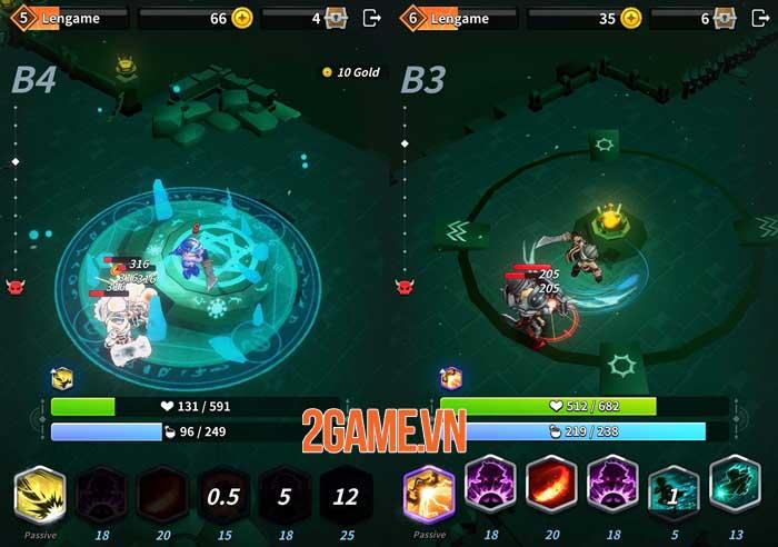 Alchemy Knight - Game auto ARPG với các hiệu ứng kĩ năng lạ mắt 2