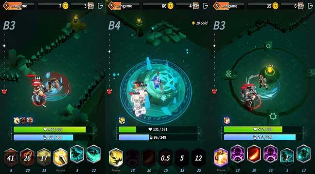 Alchemy Knight – Game auto ARPG với các hiệu ứng kĩ năng lạ mắt