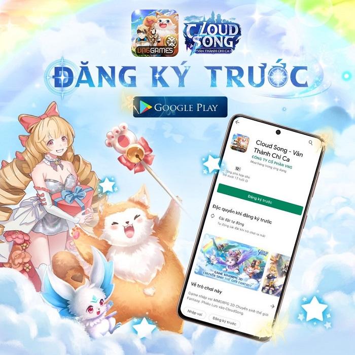 Cloud Song VNG đã có mặt trên Google Play, đạt hơn 100k lượt Đăng ký sớm sau một tuần 5
