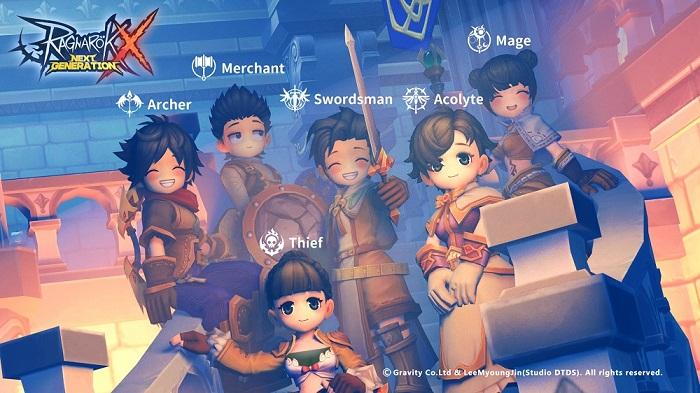 Ragnarok X: Next Generation mở đăng ký trước tại Việt Nam 2