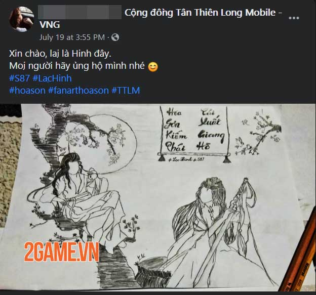 Hoa Sơn đại náo Tân Thiên Long Mobile VNG cộng đồng phản ứng ra sao? 4