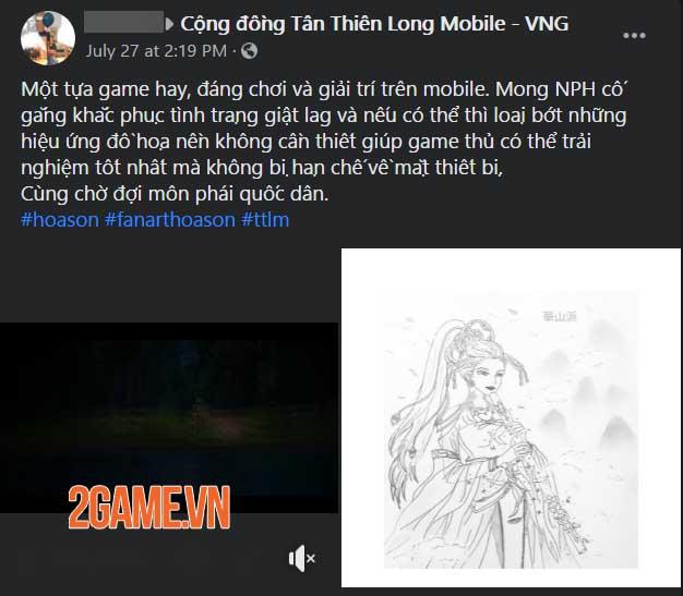 Hoa Sơn đại náo Tân Thiên Long Mobile VNG cộng đồng phản ứng ra sao? 3