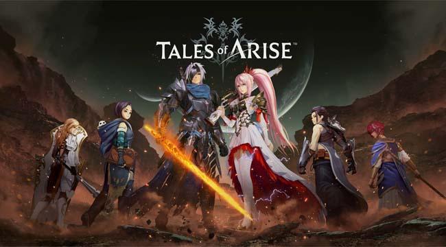 Tales of Arise – Bài ca đầy kiêu hãnh về tình yêu và tự do