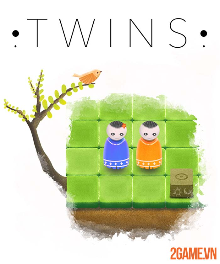 Twins: Brotherhood - Game giải đố hấp dẫn  mở ra hai thế giới riêng biệt 0