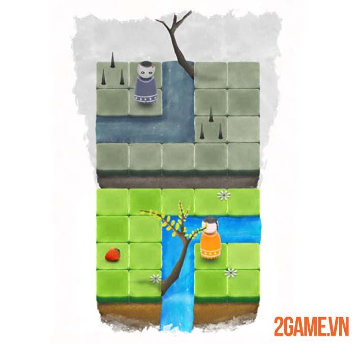 Twins: Brotherhood - Game giải đố hấp dẫn  mở ra hai thế giới riêng biệt 2