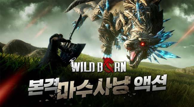 Wildborn – Khi thế giới hoang dã Monster Hunter gói gọn trên mobile