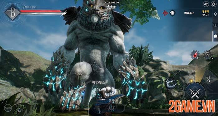 Wildborn - Khi thế giới hoang dã Monster Hunter gói gọn trên mobile 1