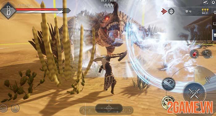 Wildborn - Khi thế giới hoang dã Monster Hunter gói gọn trên mobile 2