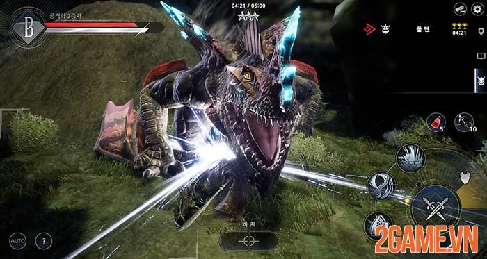 Wildborn - Khi thế giới hoang dã Monster Hunter gói gọn trên mobile 3