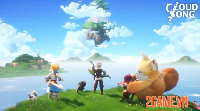 Khám phá thế giới fantasy, tận hưởng đồ họa tuyệt đỉnh trong Cloud Song VNG 2