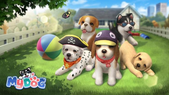 My Dog - Game mô phỏng nuôi thú cưng dành cho những người yêu chó 0