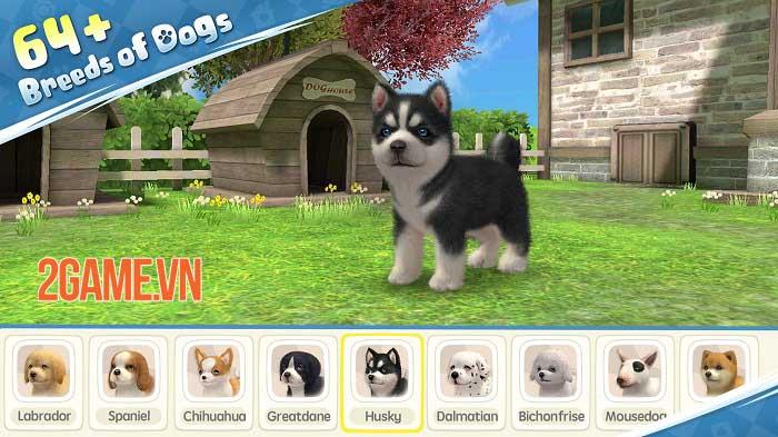 My Dog - Game mô phỏng nuôi thú cưng dành cho những người yêu chó 1
