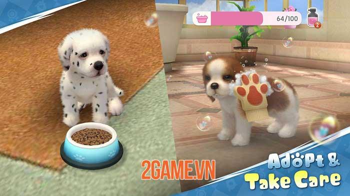 My Dog - Game mô phỏng nuôi thú cưng dành cho những người yêu chó 2