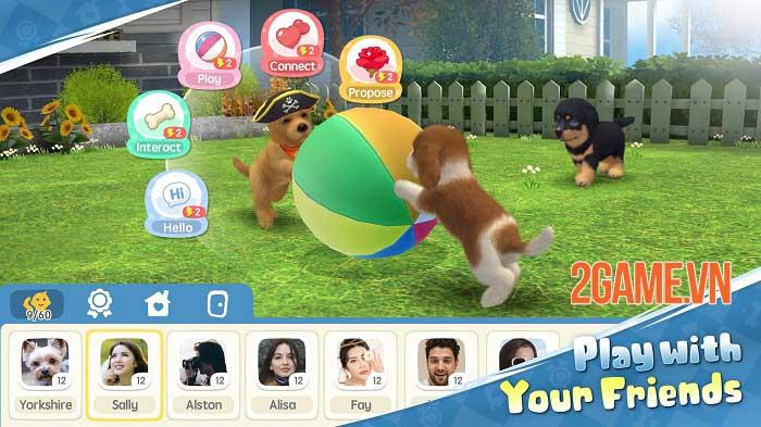 My Dog - Game mô phỏng nuôi thú cưng dành cho những người yêu chó 3