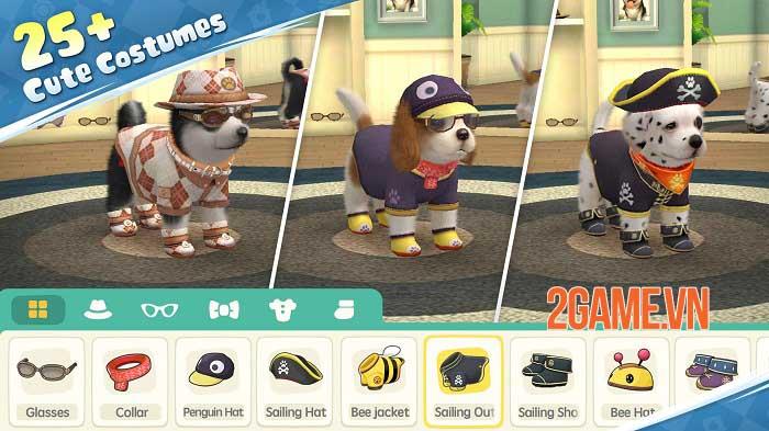 My Dog - Game mô phỏng nuôi thú cưng dành cho những người yêu chó 4