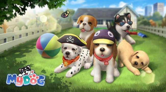 My Dog – Game mô phỏng nuôi thú cưng dành cho những người yêu chó