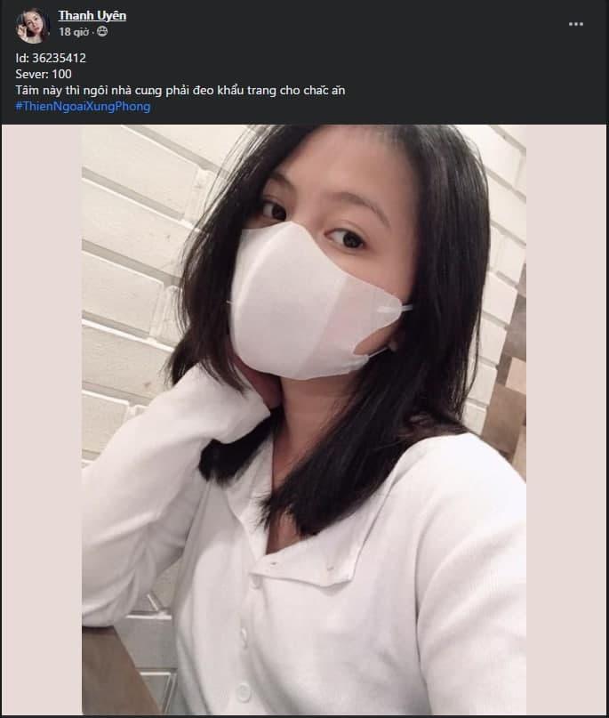Cộng đồng game thủ Thiên Ngoại Giang Hồ đồng lòng chiến thắng đại dịch covid-19 6
