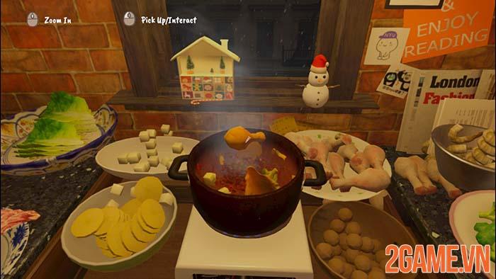 Hot Pot For One - Trải nghiệm cảm giác nhậu lẩu online trong mùa dịch 0