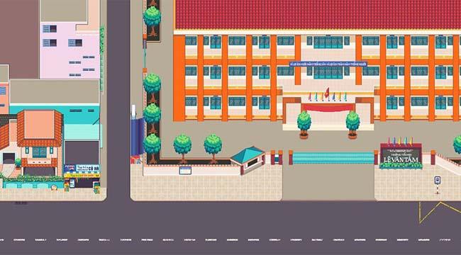 Miền Du Kí – Dự án game Pixel mang đậm bản sắc văn hóa Việt