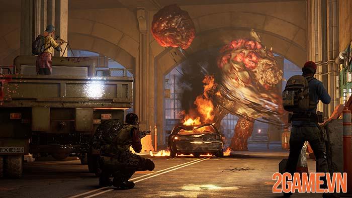 Nhanh tay nhận ngay code thử nghiệm Back 4 Blood từ Alienware 2