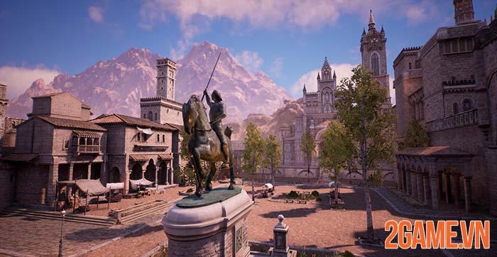 Bless Unleashed - Game nhập vai đỉnh cao miễn phí dành cho game thủ 1