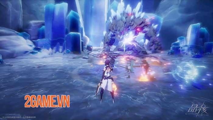 Crystal of Atlan mở ra một lục địa ma thuật kết hợp người máy huyền bí 0
