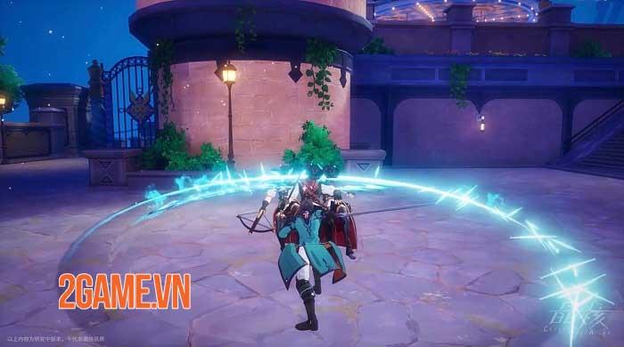 Crystal of Atlan mở ra một lục địa ma thuật kết hợp người máy huyền bí 3