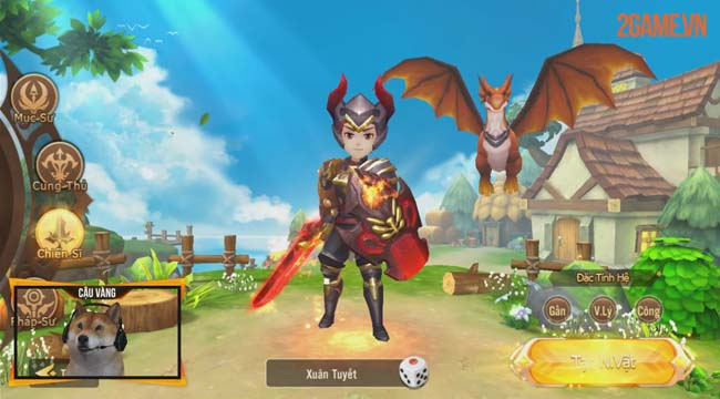 Trải nghiệm Dragon Heroes – Game MMORPG 3D áp dụng công nghệ AR siêu đỉnh ra mắt Việt Nam