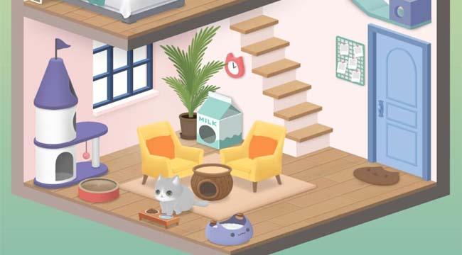A Cat House – Game thú cưng dễ thương với lối chơi tìm điểm khác nhau