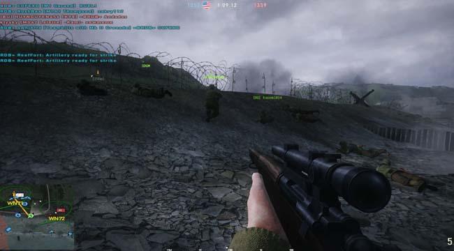 Forgotten Hope 2 – Trải nghiệm đệ nhị thế chiến miễn phí trên PC