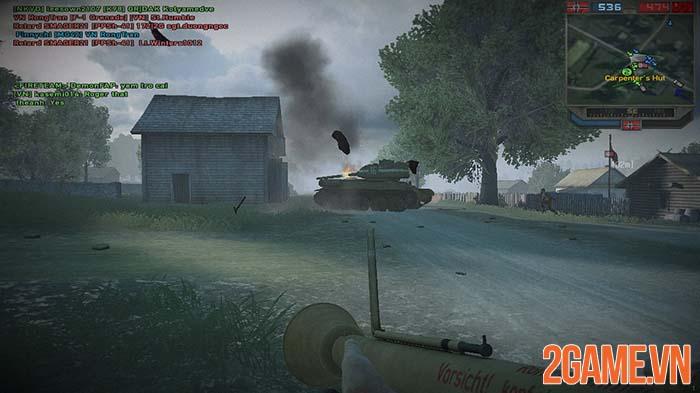 Forgotten Hope 2 - Trải nghiệm đệ nhị thế chiến miễn phí trên PC 2