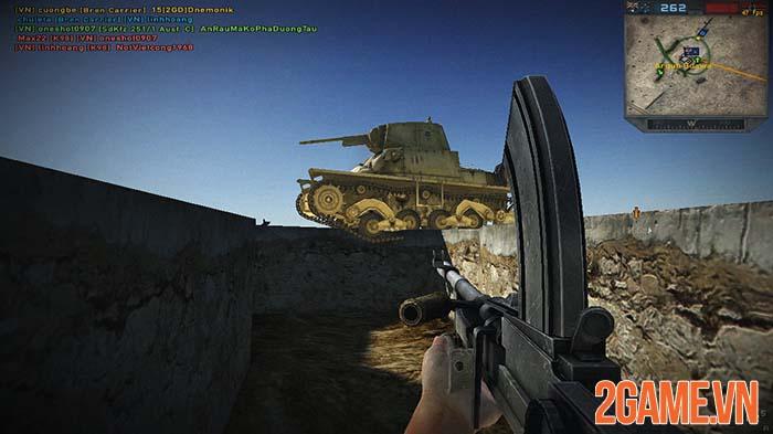 Forgotten Hope 2 - Trải nghiệm đệ nhị thế chiến miễn phí trên PC 0